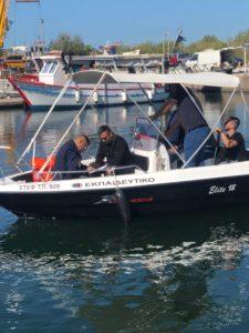 Aquarescue σχολή ταχυπλόων σκαφών